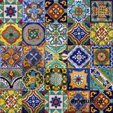 墨西哥瓷砖混合物