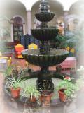 墨西哥坎特拉喷泉