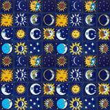 墨西哥瓷砖混合蓝天