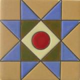 瓜纳华托浮雕砖红色