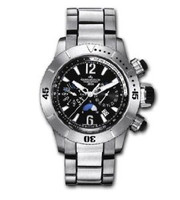 Jaeger LeCoultre Master Compressor Diving Chronograph Watch 186T170