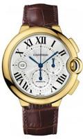 Cartier Ballon Bleu Extra Large Chronograph (YG/Silver/