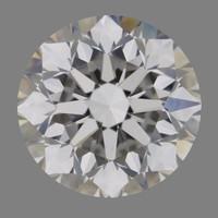 1.0 Carat E/IF GIA Certified Round Diamond