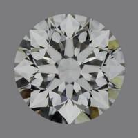 1.01 Carat D/VS1 GIA Certified Round Diamond