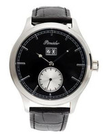 Pineider Small Seconds watch Black dial