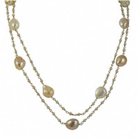 """Imperial 17""""/18"""" Cultured Pearl Necklace 663160"""