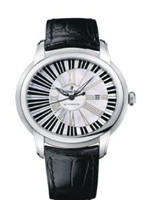 Audemars Piguet Millenary Pianoforte 18k WG Mens Watch 15325bc.oo.d102cr.01