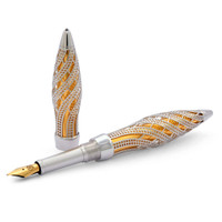 JCK ROW Architect Luxury British Limited Edition Fountain Pens