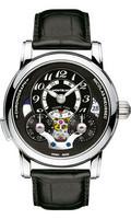 Montblanc Nicolas Rieussec Chronograph Open Home Time 107070