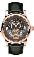 Montblanc Nicolas Rieussec Chronograph Open Home Time 107067