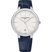 Vacheron Constantin Patrimony Contemporaine Automatic Lady Diamonds WG 85515
