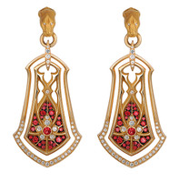 Magerit Vitral Collection Earrings AR1415.14F