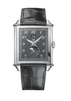 Girard-Perregaux Vintage 1945 XXL Large Date Moon Phases Steel Watch 25882-11-221-BB6B