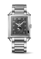 Girard Perregaux Vintage 1945 XXL Large Date Moonphases Steel Watch 25882-11-221-11A