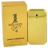 1 Million by Paco Rabanne Toilette  Spray 1.7 oz