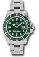 Rolex Watches:  Submariner Steel 116610LV