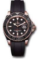 Rolex Watches: Yacht-Master Everose Gold 268655