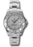 Rolex Watches: Yacht-Master Steel and Platinum, 168622