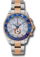Rolex Watches:  Yacht-Master II Steel & Rose Gold 116681