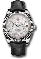 Rolex Watches: Sky-Dweller White Gold  326139 iv