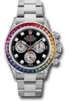 Rolex Watches: Daytona Rainbow 116599 RBOW