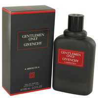 Gentlemen Only Absolute by Givenchy Eau De Parfum Spray 3.3 oz
