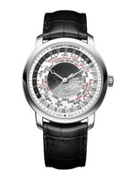Vacheron Constantin Patrimony Traditionnelle World Time White Gold 86060/000G-8982