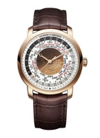 Vacheron Constantin Patrimony Traditionnelle World Time Pink Gold