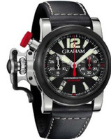 Graham Chronofighter flyback