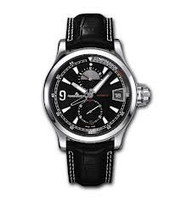 Jaeger LeCoultre Master Compressor GMT Watch 1738471