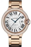 Cartier Ballon Bleu Large (RG Diamonds/Silver/ RG)