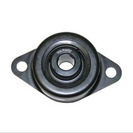 "SRF10 Rubber Mounted Flange Blocks 5/8"" Bore"