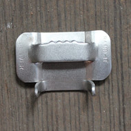 "3/4"" Stainless Steel Buckle Clamp 
