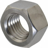 1/4-28 Stainless Hex Nuts (100 Count) | Jamieson Machine Industrial Supply Company