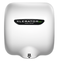 XLERATOReco - (NO HEAT) - White Epoxy Painted (XL-W-ECO)