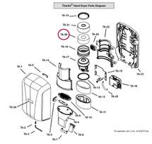 Muffler Foam (input)