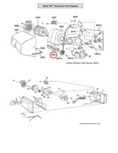 Blower Vent/Grill - Air Outlet