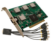 8 Channel 240 FPS Real Time DVR Card -- USS808