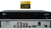 True Full HD-TVI/HD-AHD/ IP Hybrid 4CH 1080P, plus 2CH 4MP IP, 1080P HDMI Output,  P2P Network Remote Viewing