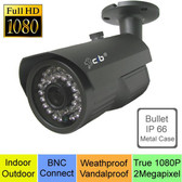 True Full HD 1080PAHD  2 MegaPixel Analog Bullet Day Night Camera ---CUH80P56G