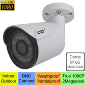 High Definition Full HD 8CH 1080P DVR system with 4 2Megapixel Bullet Camera Network Remote Viewing --- H80P08K1T56W-4