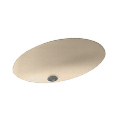 Swanstone UL-1613 Undermount Vanity Bowl - Solid Color