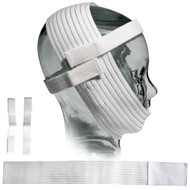 Sunset Deluxe Chin Strap - Durable Elastic Chin Strap - Large (28in)
