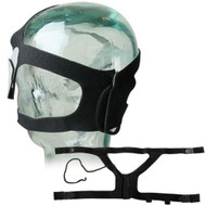 Universal 4-point  Full Face Mask Headgear