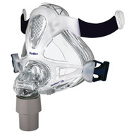 Quattro FX Full Face Mask Frame System With Cushion – Without Headgear