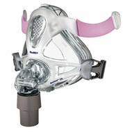 ResMed Quattro FX For Her Full Face Mask Frame System With Cushion – Without Headgear