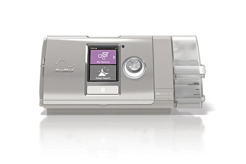 ResMed AirSense 10 AutoSet For Her CPAP with HumidAir and ClimateLineAir Tube