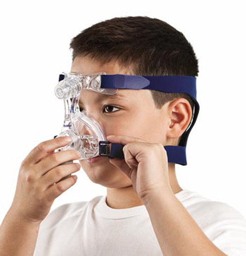 ResMed Mirage Micro Nasal Mask Frame System For Kids