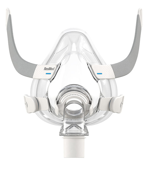 ResMed AirTouch F20 Full Face Mask Frame System With Cushion- Without Headgear