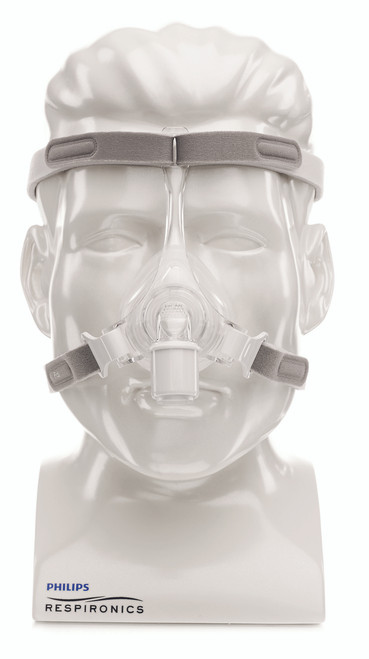 Philips Respironics FitPack With Headgear (Includes Small/Medium, Large and Extra Large Nasal Cushions)